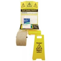 Low Hazard Spill Safety Stations