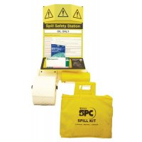 Oil High Hazard Spill Safety Stations