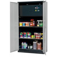 Fire Resistant Cabinet with Safety Box