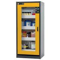Fire Resistant Safety Cabinet with Glass Window