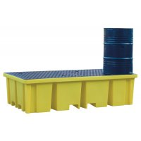 Romold 8 Drum Pallet With Four Way Access