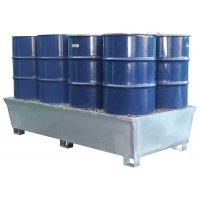 IBC Galvanised Steel Spill Pallet