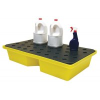 Romold Contained Spill Trays