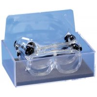 Acrylic Eye & Face Protection Dispensers