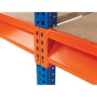 Longspan Shelving – Levels