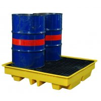 Enpac 2 & 4 Drum Spill Pallets