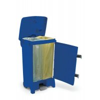Open Up Waste Separator Bins