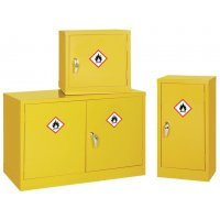 Mini Dangerous & Flammable Substance COSHH Storage Cabinets