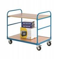Standard Shelf Trolleys - 2 Shelf