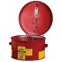 Justrite Flammable Liquid Dip Tank Cans