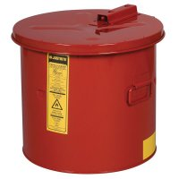 Justrite Flammable Liquid Dip Tank Cans