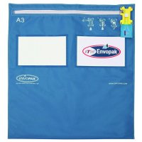 Envopak Re-Usable Security Bags - A4