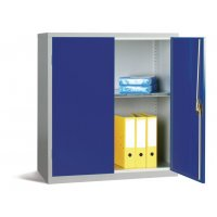 Workplace Storage Cupboards - 1000mm High