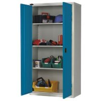 Workplace Storage Cupboards - 1830mm High