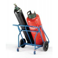 Oxygen/Propane Cylinder Trucks