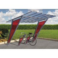 Venice Cycle Shelter