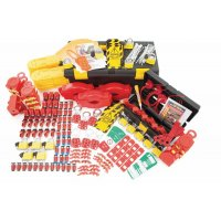 Valve and Electrical Lockout Kit - Team