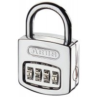 ABUS Chrome Combination Padlocks