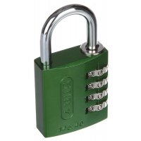 ABUS Coloured Combination Padlocks