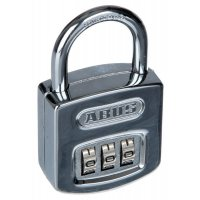 ABUS Chrome Combination Padlocks