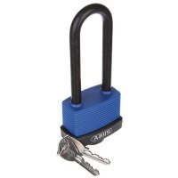 Rust-Proof Long Shackle Padlock