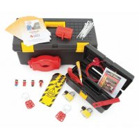 Valve and Electrical Lockout Kit - Starter