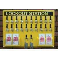 Lockout Stations (Empty)