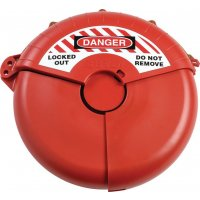 Collapsible Gate Valve Lockouts