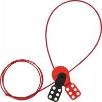 SafeLex Universal Nylon Cable Lockout