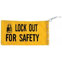 Lockout Safety Bag