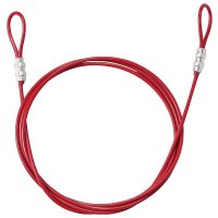 Double Looped Cable Lockout