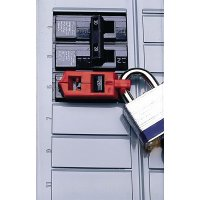 Snap-On Circuit Breaker Lockout
