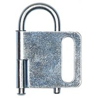 Lockout Hasp with Chain