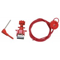 Universal Cable Valve Lockout Kit