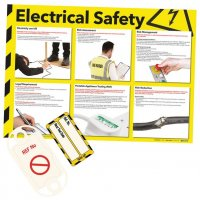 Nanotag & Electrical Safety Poster Kit
