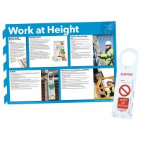 Scafftag & Work at Height Poster Kit