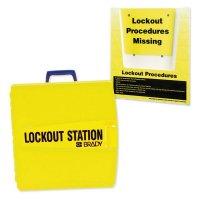 Portable Lockout Station & Procedure Holder Kits