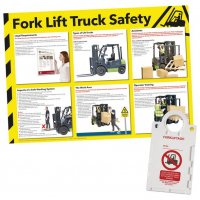 Forkliftag & Safety Poster Kit