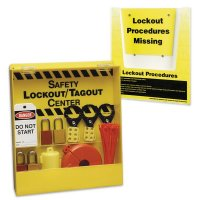 Mini Lockout Centre with Procedure Holder Kit
