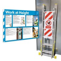 Ladder Guard & Work at Height Poster Kit