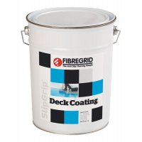 Fibregrid SlipGrip Anti-Slip Deck Coating
