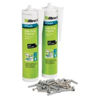 Sheet Flooring Fixing Kit
