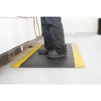 Deck Plate Anti-Fatigue Matting