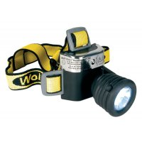 Wolf ATEX Safety Headtorch