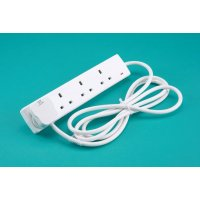 Extension Leads - 4 Socket