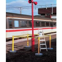 Outdoor Tensabarrier® Barrier System