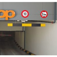 Height Restriction Bars - Aluminium