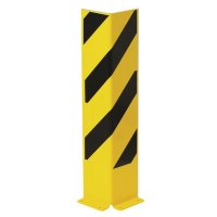 Pallet Racking End Frame Protectors