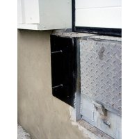 Heavy-Duty Loading Area Protectors - Metal Plates