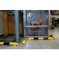 Floor Level Protection Barriers